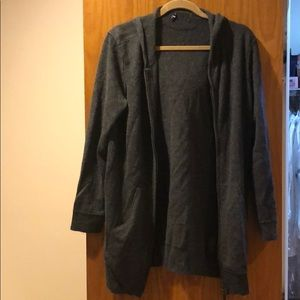 Magaschoni 100% Cashmere Hoodie In Size Medium